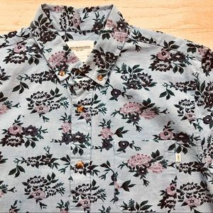 Obey Floral Shirt